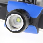 Ultrafire zoomable 300lm 3-Mode lampe frontale LED blanche