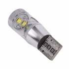 MZ T10 15W White LED Error-Free Canbus Car Clearance Lamp (9~18V)