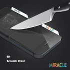 mo.mat mirakel Pro202D 0.3mm skjermbeskytter for iPhone 5 / 5C / 5S