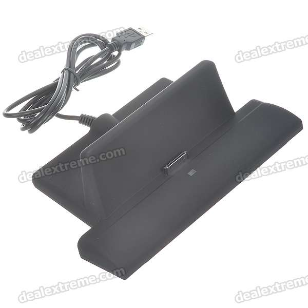 "Sync and Charging Docking Station with USB Cable for 9.7"" iPad (120CM-Cable)"