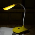 L-SSF Clip-on 3W 80lm 14-LED White Light USB Table Lamp