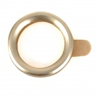 Aluminum Alloy Camera Lens Cover Guard for IPHONE 6 - Champagne Gold
