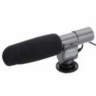 Universal Microphone for Video Camera - Black (1 x CR2)