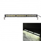 "MZ 19.1"" 90W 7650lm 6000K 60° White Flood Beam LED Worklight Bar 4WD Off-road ATV Driving Lamp"