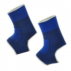PF05 Outdoor Sports Protective Ankle Supports - Blue (Pair)