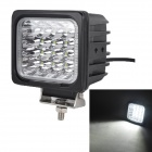 MZ 48W 4080LM 6000K White LED 30° Spot Beam SUV ATV Boat Truck Headlight / Driving Lamp / Work Light