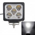 MZ 50W 4250LM 6000K White LED 30° Spot Beam SUV ATV Boat Truck Headlight / Work Light / Driving Lamp