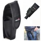 Warsun W01 Handy Nylon Protective Flashlight Pouch Holster(14cm)