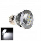 E27 5W 230lm 6500K 16-SMD 2835 LED 260' White Spot Light Lamp Bulb - White (AC 220V)