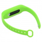 Sports Wrist Band Digital Voice Recorder w/ 8GB RAM - Green + Silver