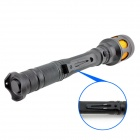 1000lm 5-Mode Warm White Light Outdoor Long-Range Tactical Flashlight
