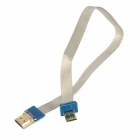 HDMI to HDMI Adapter Cable for Sony 5N FPV - Blue + Gold (30cm)