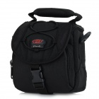 PAULL BL-1024 Water-resistant DV Camera Bag Case for Nikon P7000 / Canon G12 / Sony NEX5C - Black