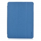 "Protective PU Flip-Open Case w/ Stand for 9.7"" CUBE I6 - Blue"