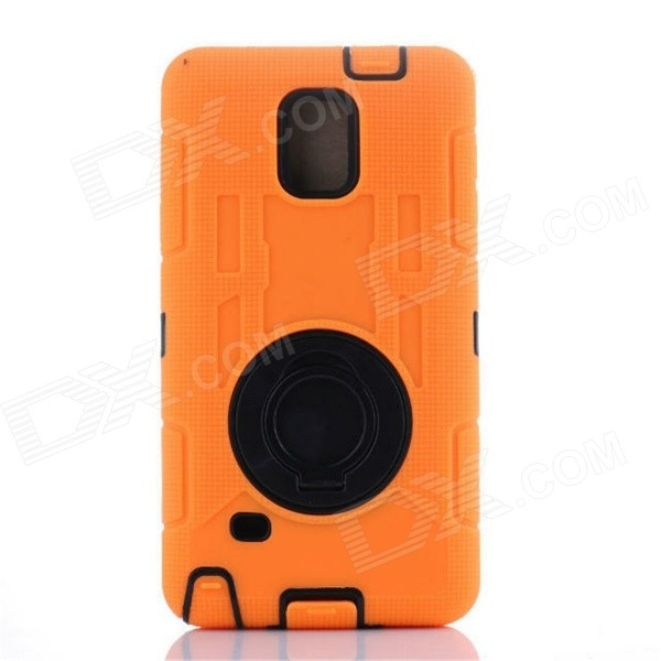 Housse de protection en TPU pour samsung note 4 N910 - orange