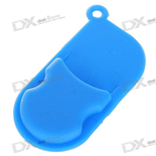 Protective Silicone Case for SIM Card (Color Assorted)