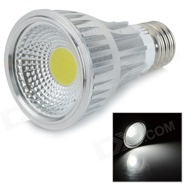 JRLED E27 9W LED Neutral White Light Spotlight (AC 85~265V)
