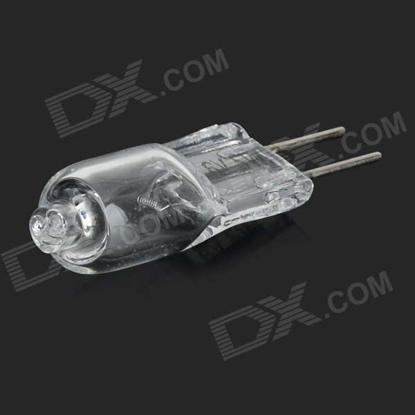 Universal G4 5W 50lm 3000K Warm White Halogen Light Car Lamp (6V)