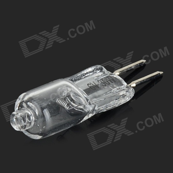 Universal G4 30W 50lm 3000K Warm White Halogen Light Car Lamp (6V)