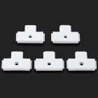 Soldering-Free T-Shape 4-Pin Connector for RGB Light Strip (5PCS)