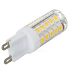 JRLED G9 5W Neutral White Light LED Bulb - White + Yellow (AC 220V)