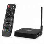 Q8 Android 4.4 TV Player w/ 2GB RAM, 8GB ROM, Wi-Fi, 3D - Black (EU)