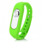 Sports Wrist Band Digital Voice Recorder w/ 4GB RAM - Green + Silver