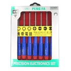 7-Piece Professional Electronics Individual Screw Drivers
