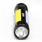 Warsun H006 3-Mode Mini Outdoor White LED Flashlight w/ Magnet Ring