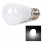 MLSLED MLX-QP-FT-3 E27 3W 260lm 6500K 36 x 1023 SMD LED White Light Bulb - White (AC 110~240V)