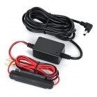 12~24V to 5V Voltage Step Down Power Cable - Black + Red