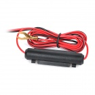 12~24V to 5V Voltage Step Down Power Converter Cable - Black + Red