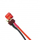 1-6 JST Plug 4mm banaaniliittimille Balance Charge Cable