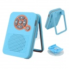 BTS23 Waterproof Hanging-Up Bluetooth V3.0 Speaker - Blue