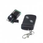 ZnDiy-BRY ZBYB23 Mini Wireless Remote Control Switch + Butterfly Dual-Button Remote Control (12V)