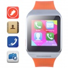 "Aoluguya O7 GSM Smart Watch Phone w / 1,54 ""IPS, 0.3MP camera, stappenteller, Anti-verloren - Oranje"
