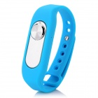 Sports Wrist Band Digital Voice Recorder w/ 16GB RAM - Blue + Silver