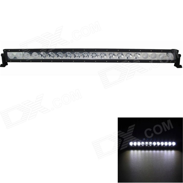 GULEEK 200W 14000lm Hvit Type H 20-LED Auto frontlys / Light Bar