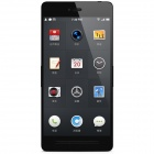 "Smartisan T1 4.95"" Quad-Core Android 4.4.2 3G WCDMA Phone w/ Wifi, 2GB RAM, 16GB ROM, GPS - Black"