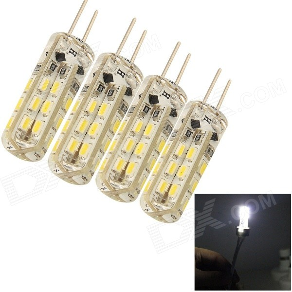 youoklight g4 1 5w 100lm 24 smd 3014 white light bulb lamp. Black Bedroom Furniture Sets. Home Design Ideas