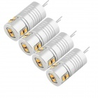youoklight G4 4W 380lm 8-SMD 3014 valkoinen valo Lamppu (4PCS)