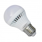 JIAWEN E27 5W 420lm 10-SMD 5730 LED Neutral White Light Bulb