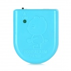 Wireless Mini Wet Diaper Poop Sensor Alarm Alert for Babies / Infants - Blue