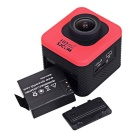 SJCAM M10 Wi-Fi 12.0MP 1080P FHD Outdoor Sports Video Camera - Red