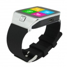 "WP-S29 1.54"" Smart Bluetooth Wrist Watch - Silver + Black"