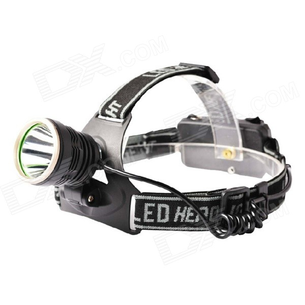 KOMAES PL663 Outdoor Cycling Camping 380lm 3-Mode White Light Headlamp