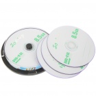 Genuine ANV DVD+R DL 2.4X 8.5GB 240-Min DVD Writable (10-Disc Spindle)