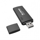 Comfast CF-912AC 2.4~5.8GHz 1000Mbps USB Wi-Fi Network Adapter - Black
