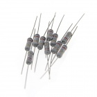 DIY 1W 0.1~0.82ohm Resistors Pack - Grey (7 x 10 PCS)