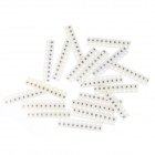DIY 4pF~680pF 0805 SMD Capacitor Pack - White (18 x 10PCS)